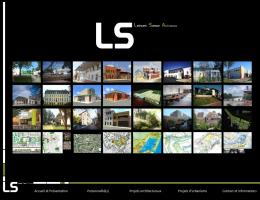 Page du site LS